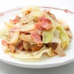 キャベツとアワビタケの煮物(ンブシー) - 沖縄料理レシピなら おきレシ