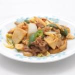 アワビタケのチャプスイ(八宝菜) - 沖縄料理レシピなら おきレシ