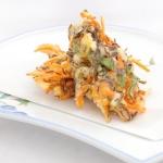 トビイカ・もずく天ぷら - 沖縄料理レシピなら おきレシ