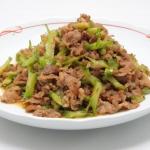 うりずんの牛肉炒め - 沖縄料理レシピなら おきレシ