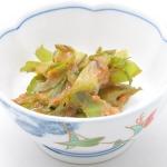 うりずんのゴマみそあえ - 沖縄料理レシピなら おきレシ