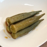 オクラの中華風漬け - 沖縄料理レシピなら おきレシ