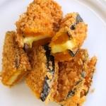 カボチャのチーズはさみ揚げ - 沖縄料理レシピなら おきレシ