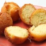 ゴーヤー入りサーターアンダギー - 沖縄料理レシピなら おきレシ