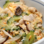 ゴーヤーどんぶり - 沖縄料理レシピなら おきレシ