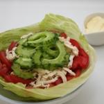 三色サラダ - 沖縄料理レシピなら おきレシ