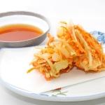 野菜のかき揚げ - 沖縄料理レシピなら おきレシ