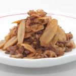 ごぼうと牛肉の煮物 - 沖縄料理レシピなら おきレシ