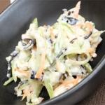 さやいんげん入り豆腐サラダ - 沖縄料理レシピなら おきレシ