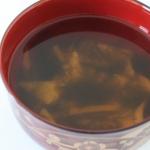 たけのこ、きのことアーサのスープ - 沖縄料理レシピなら おきレシ