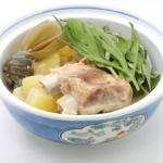 パパイヤ入りソーキ汁 - 沖縄料理レシピなら おきレシ