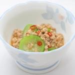 へちまのあんかけ - 沖縄料理レシピなら おきレシ