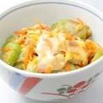 へちまどんぶり - 沖縄料理レシピなら おきレシ