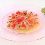 赤マチのマリネ・長命草風味 - 沖縄料理レシピなら おきレシ