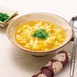 韓国風たまごスープ