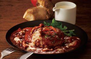 トマト煮込みハンバーグ - 沖縄料理レシピなら おきレシ