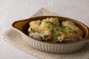 ターンムの明太子チーズ焼き
